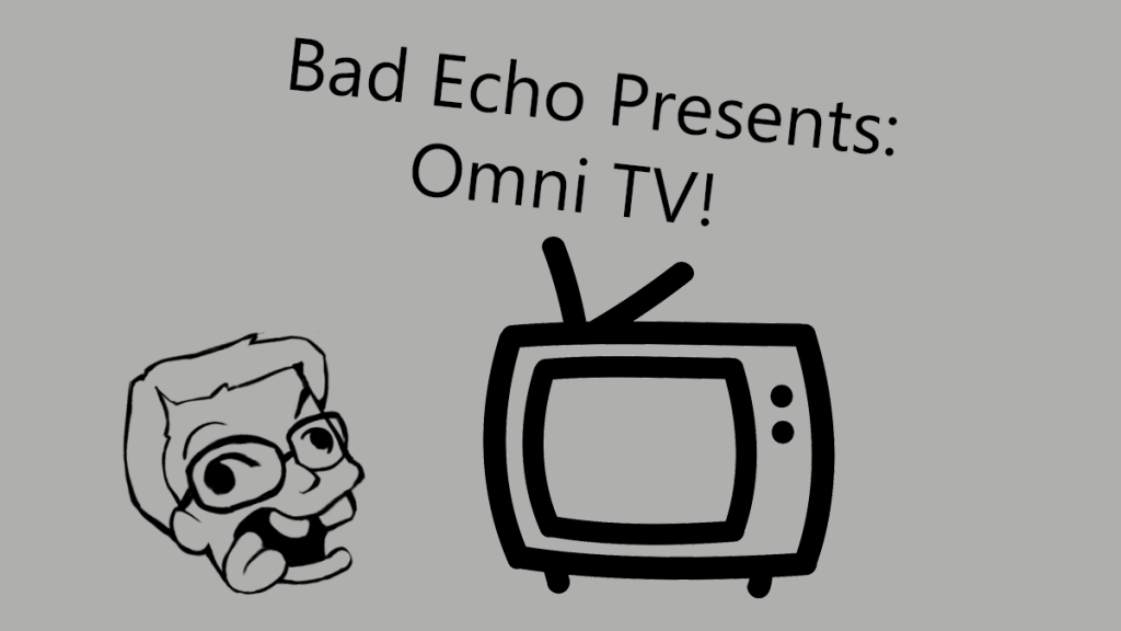 Omni TV! The place to watch Omni when he streams to his hackpad.
