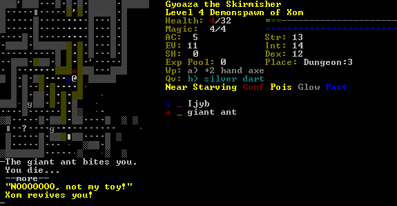 Dungeon Crawl: Stone Soup